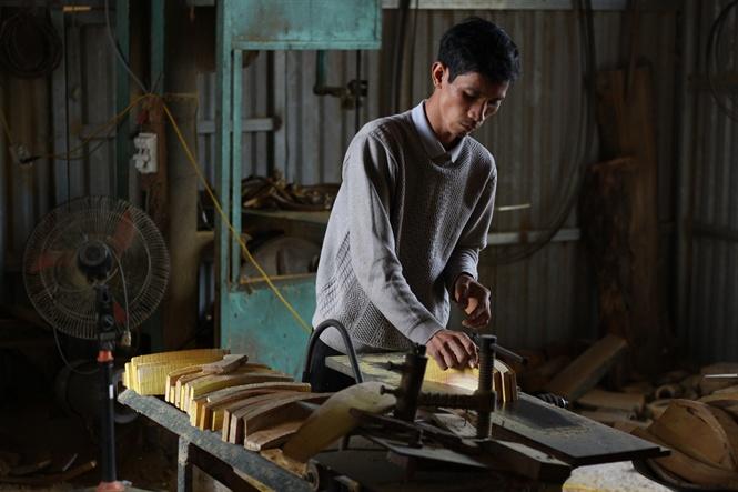 Làng trống Đọi Tam - Lưu giữ thiêng liêng hồn trống Việt