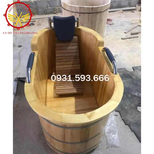 Trống Chí Mạnh | Bồn Tắm gỗ cao cấp