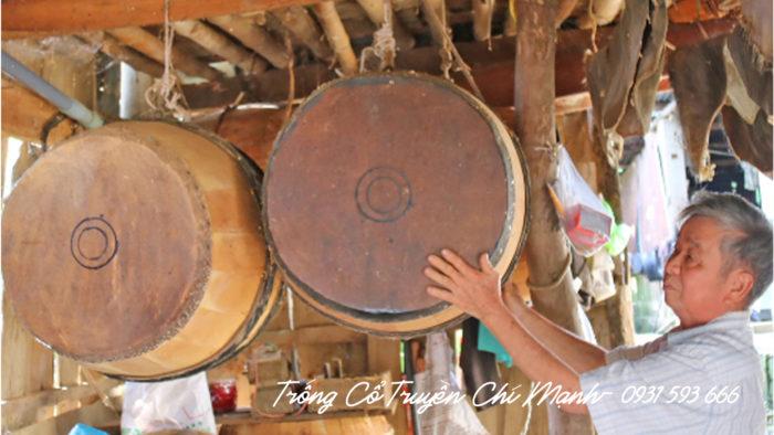 Trống múa lân Trung Thu cao cấp giá rẻ