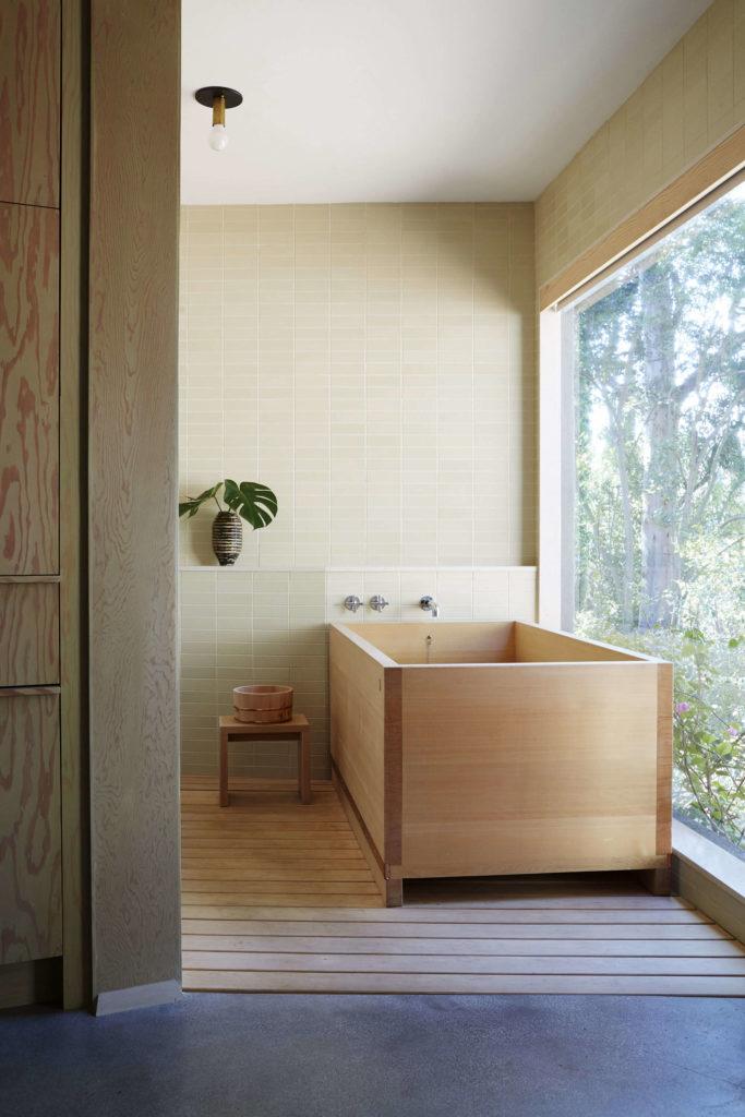 5+ Nhà tắm kiểu Nhật phong cách tuyền thống nhưng không hề lỗi thời