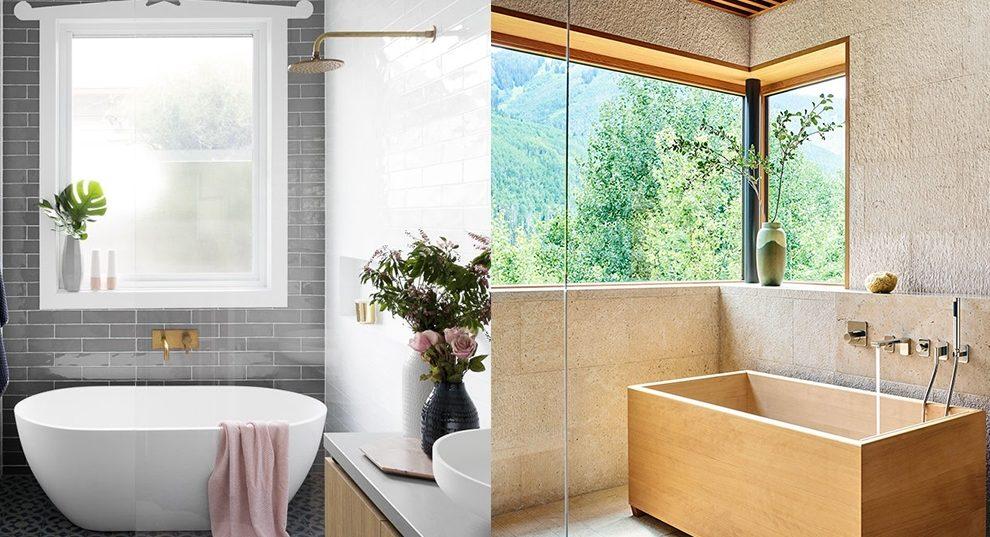 cách chọn bồn tắm
