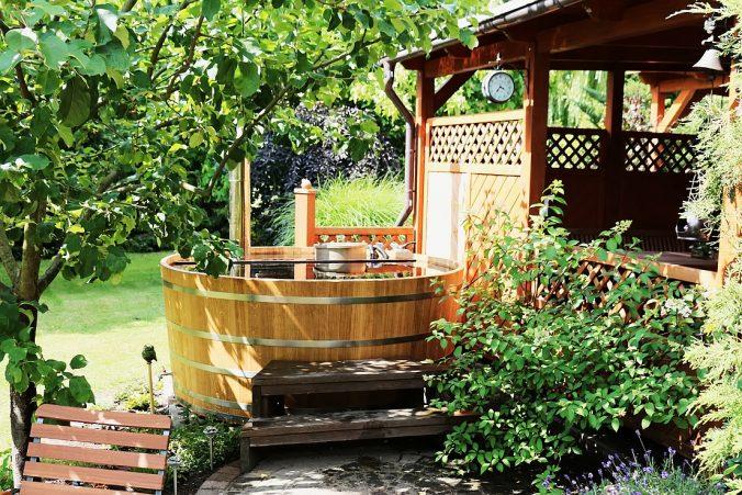 Bồn tắm ofuro Nhật