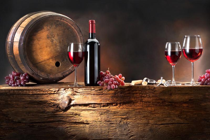Quá trình lão hóa rượu trong thùng gỗ sồi