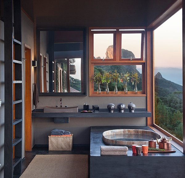 bồn tắm gỗ tròn cao cấp giá rẻ