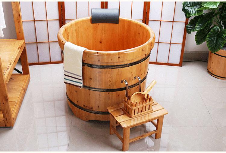 Bồn tắm gỗ nâng tầm dịch vụ và thúc đẩy lợi nhuận cho spa vừa và nhỏ