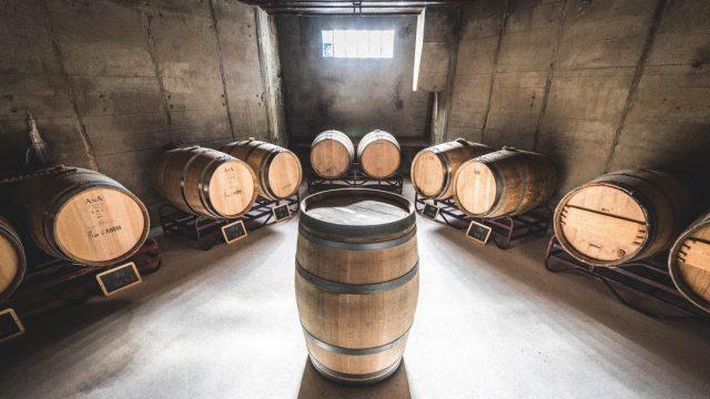 cách sử dụng thùng gỗ sồi ngâm rượu