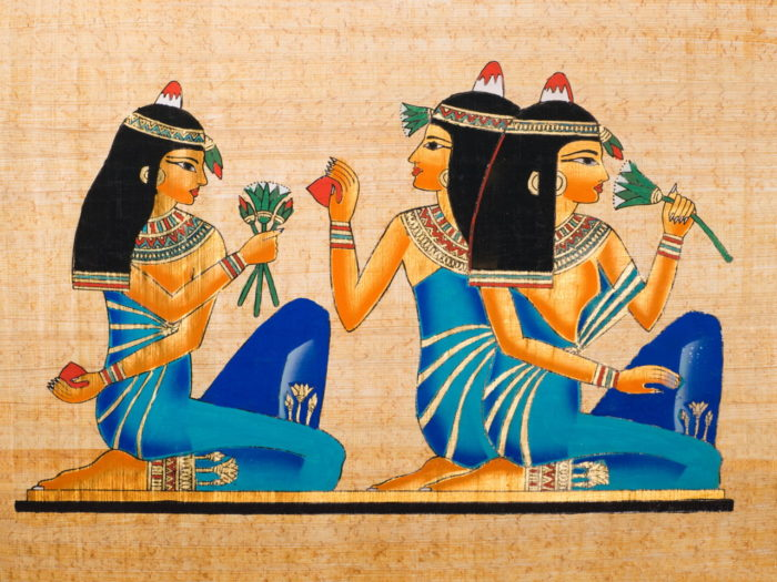 aromatherapy in ancient egypt
