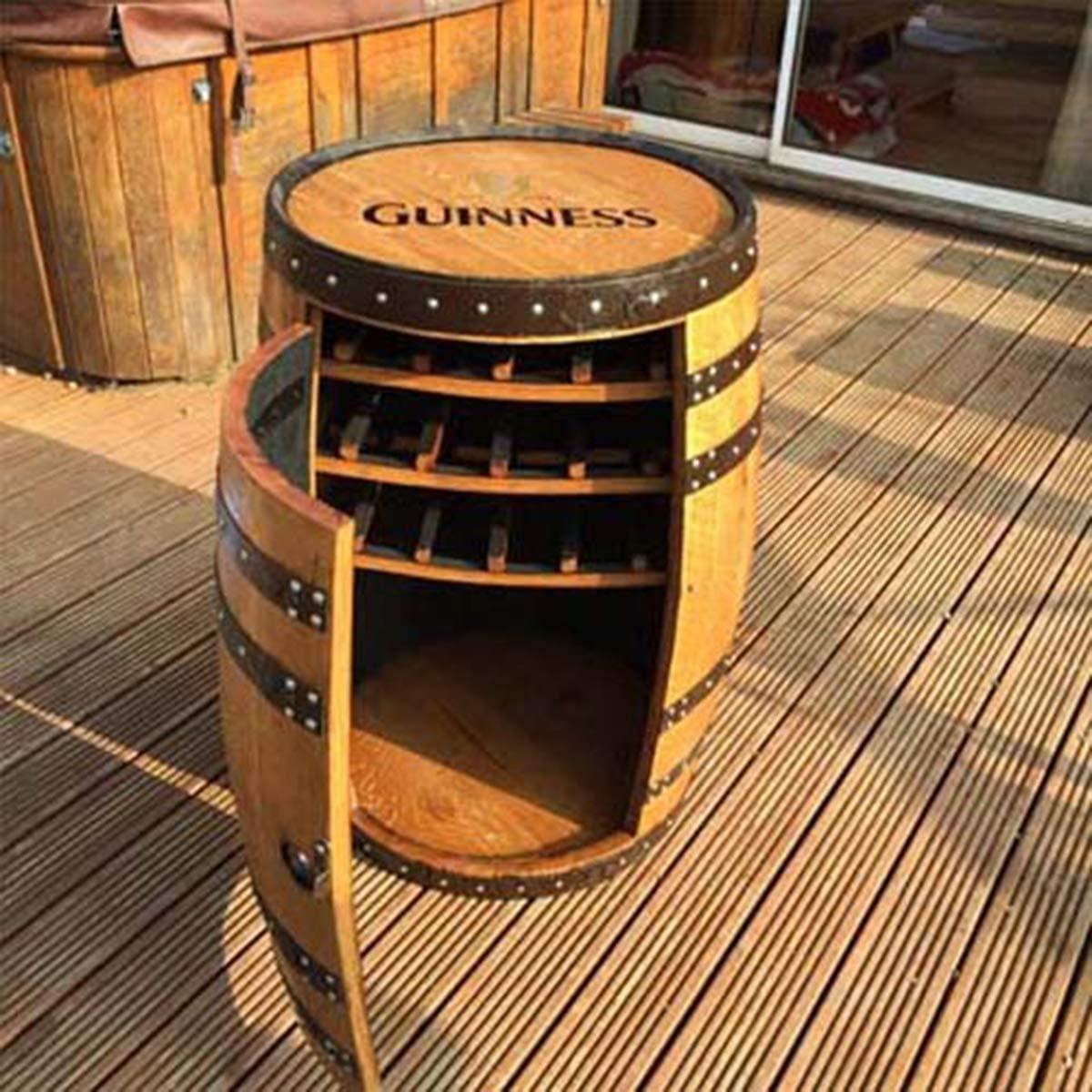 Tủ rượu trang trí gỗ sồi cao cấp