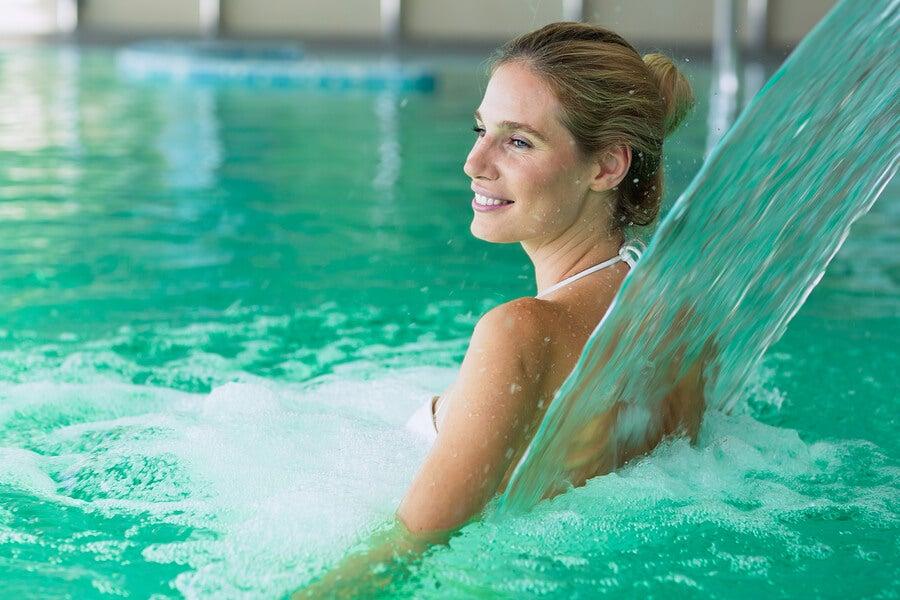 liệu pháp Balneotherapy