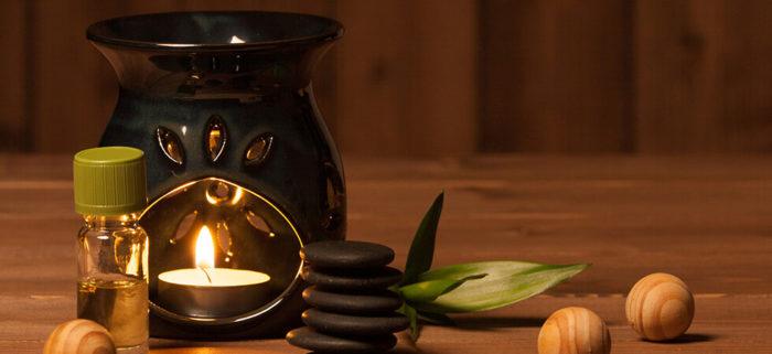đèn nến xông tinh dầu