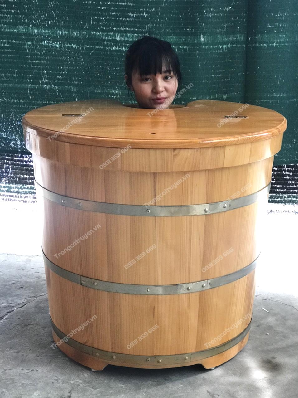 Có nên tìm mua bồn tắm gỗ giá rẻ thanh lý hay mua mới ở Hồ Chí Minh