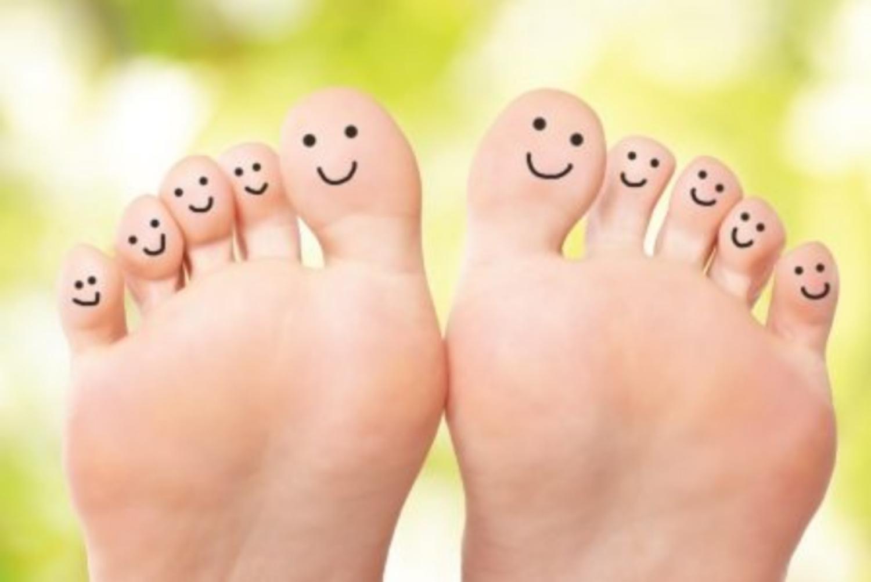 cách chăm sóc đôi chân khỏe mạnh