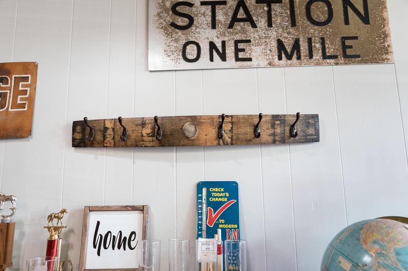 thùng rượu gỗ tái chế