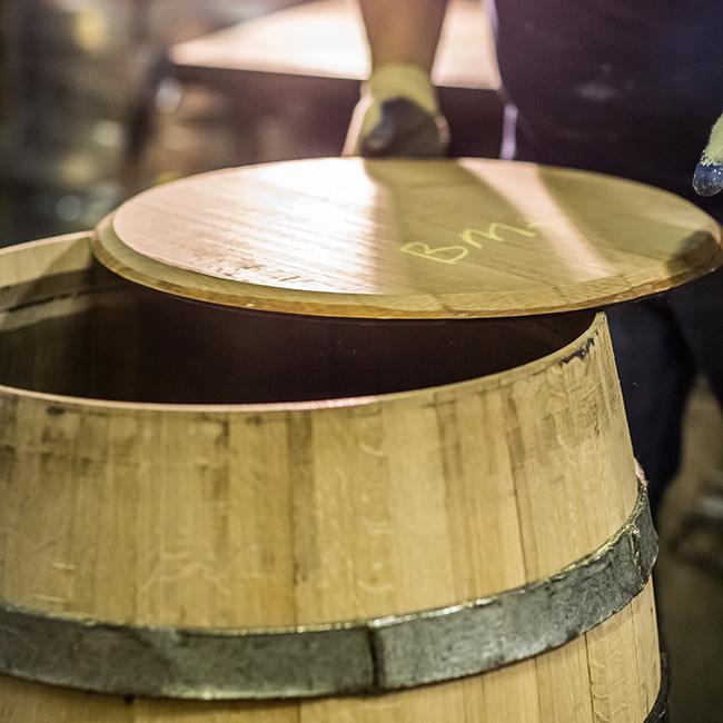 Quy trình sản xuất Thùng gỗ sồi ngâm rượu tại Chí Mạnh