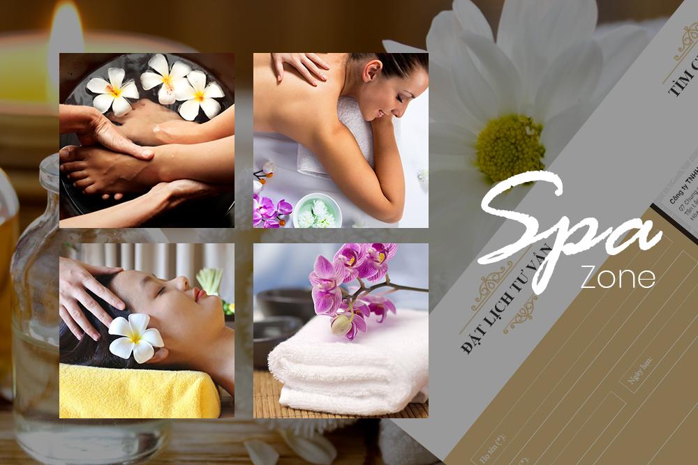 Đầu tư thiết kế website cho spa