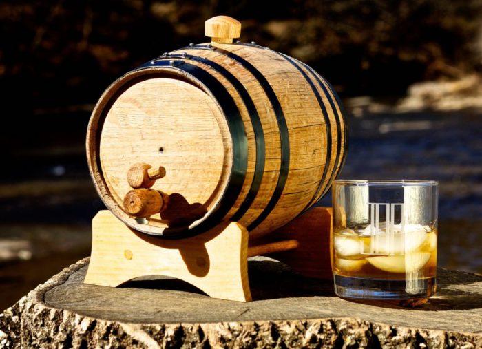 Thùng rượu gỗ sồi - Bí quyết cho ly rượu vang hoàn hảo