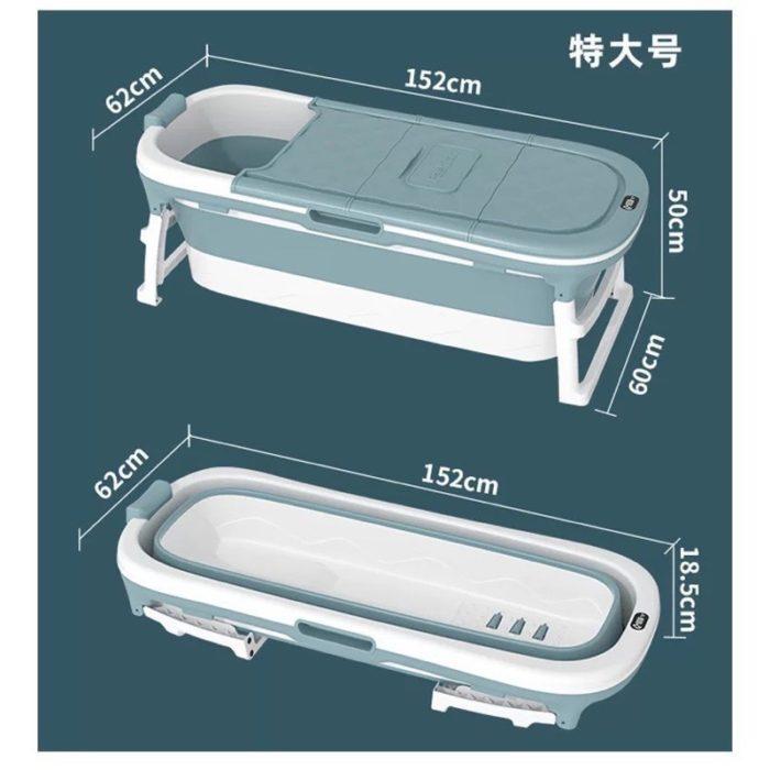 So sánh Bồn tắm gỗ và Bồn tắm gấp gọn: Nên mua loại nào tốt?