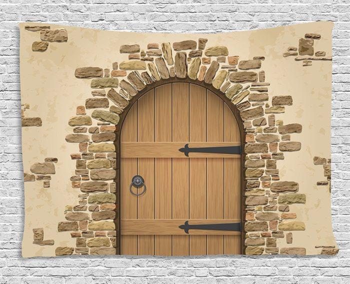 Thiết kế cửa hầm rượu | Ý tưởng thiết kế hầm rượu gia đình