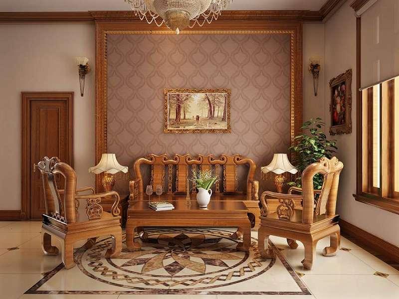 Thiết kế nội thất theo phong cách Phục hưng: mang sự sang trọng của quá khứ đến hiện đại