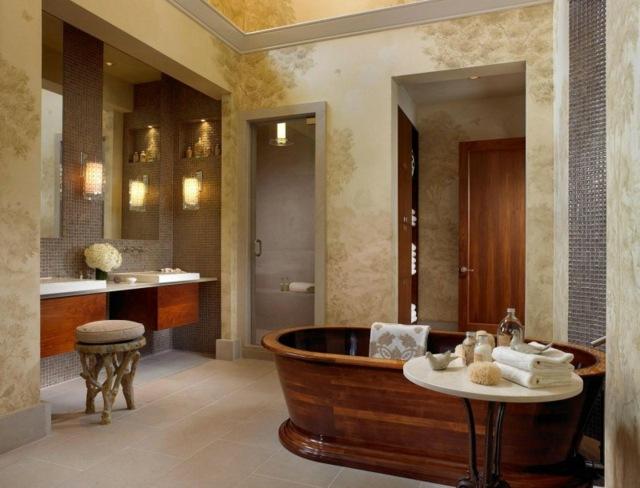 Bồn tắm gỗ - Điểm nhấn trong thiết kế nội thất thời Phục Hưng