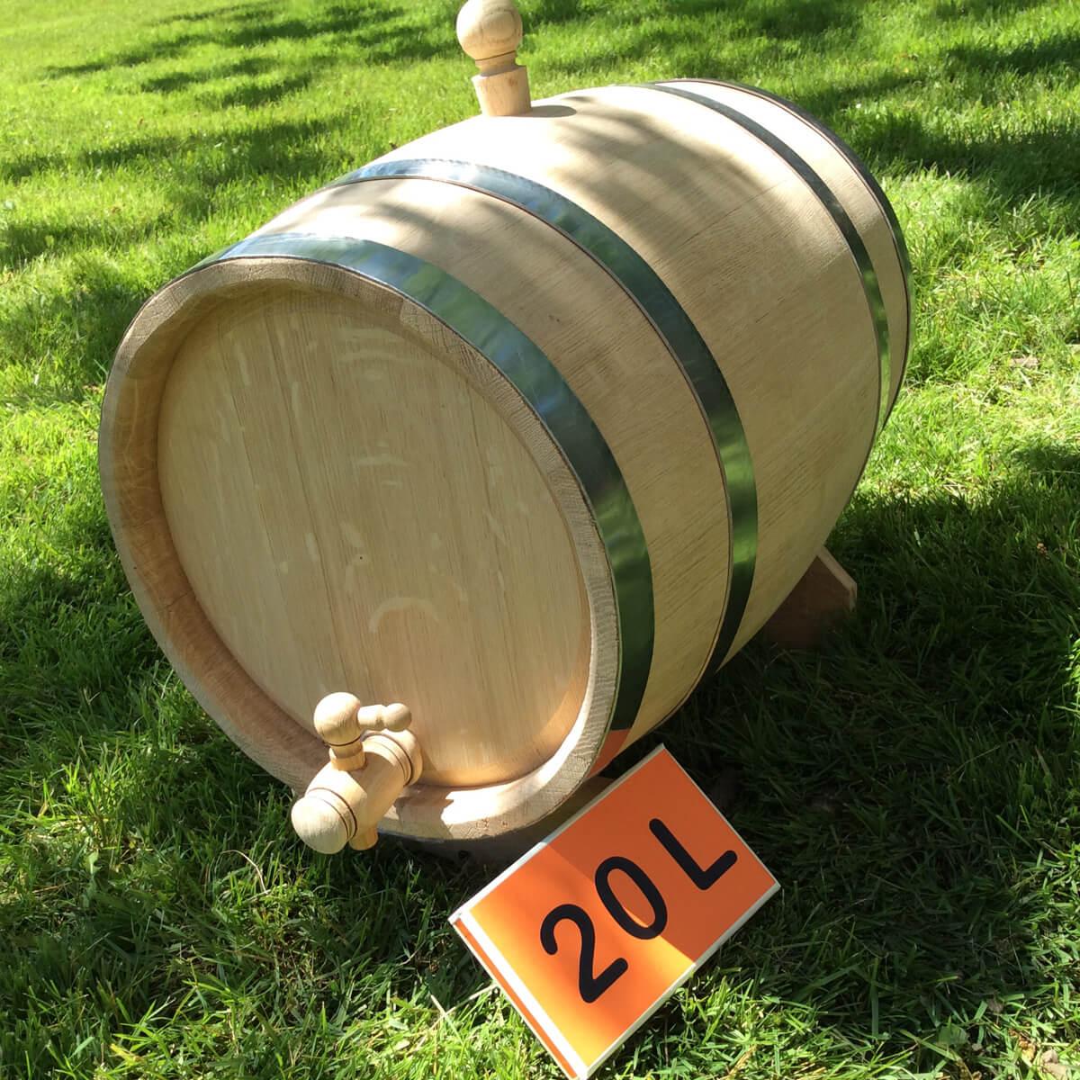 Thùng ngâm rượu gỗ sồi Hà Nội   Trống Cổ Truyền